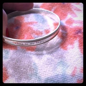 Tiffany & Co Sterling Silver bangle